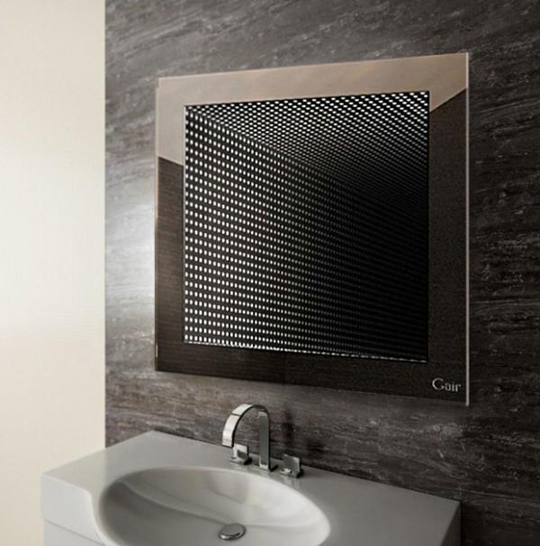 Зеркало инфинити в ванную комнату